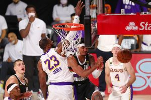 Final NBA Wilayah Barat: Denver Nuggets Bungkam Lakers