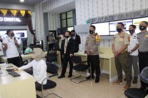 Berinovasi Dukung KTS, Polres Bangkalan Dapat Promoter Reward dari Lemkapi