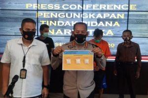 Jadi Kurir Sabu, Pasangan Suami Istri di Palembang Dijebloskan ke Penjara