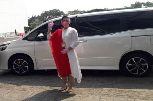 Muhamad Absen Pengambilan Nomor Urut Pasangan Calon Pilkada Tangsel 2020
