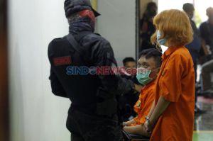 Polisi Mulai Susun Berkas Kasus Mutilasi yang Dilakukan Fajri dan Laeli