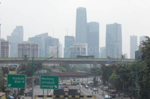Tingkatkan Kualitas Udara, Pemprov DKI Resmikan Program Jakarta Clean Air Partnership