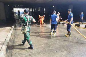 Pemprov DKI Pastikan Underpass Ibu Kota Tidak Tergenang Meski Hujan Deras