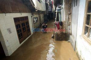 Pemprov DKI Lakukan Percepatan Pengerjaan Pengendalian Banjir