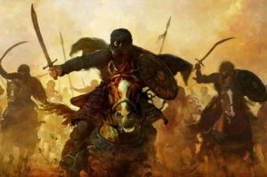 Budak Nasrani Berhasil Membunuh Panglima Perang Persia