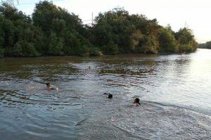 Mandi Usai Mancing di Sungai, Bocah SD Tewas Tenggelam