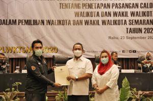 Lawan Kotak Kosong, Hendi: Tantangannya Yakinkan Masyarakat Datang ke TPS