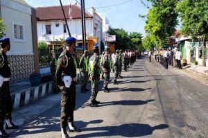 Ratusan Polisi Dikerahkan Amankan Pengundian Nomor Paslon Pilkada Blora