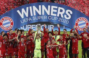 Bayern Muenchen Kampiun Piala Super Eropa 2020