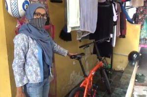 Curi Sepeda Jutaan Rupiah, ABG 16 Tahun Dipulangkan Korban ke Rumah Orang Tua