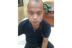 Bawa Narkoba Senilai Rp17 juta, Pengecer Sabu Diciduk Polisi