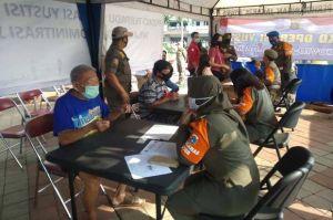 PSBB Ketat, Satpol DKI Tindak 15.389 Pelanggar Protokol Kesehatan