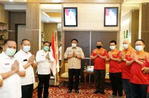 HD Terima Pengurus Majelis Tinggi Agama Konghucu Indonesia