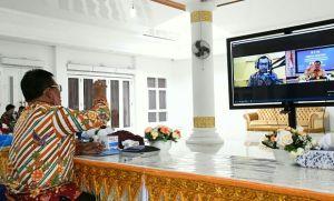 Wali Kota Aminullah Sosialiasi Penerapan Protokol Kesehatan