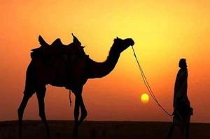 Kisah Seorang Arab Badui Bertanya Apakah ALLAH Dekat Atau Jauh