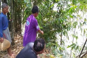 Khawatir Ditambang dengan Alat Berat, Warga Minggir Jaga Bantaran Sungai Progo
