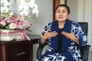 Positif COVID-19, Istri Gubernur Bali Jalani Karantina