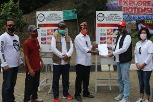 Dukung Ready For Safe Tourism, PT TWC Bantu Obyek Wisata
