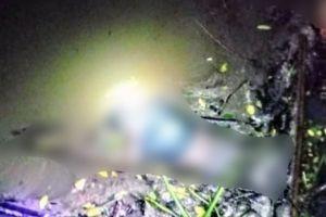 Mayat Mr X Ditemukan Mengambang di sungai Tanjung Tiram