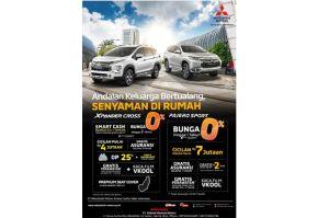 Mitsubishi Motor Tetap Gelar Program Penjualan Menarik