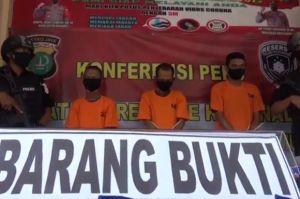 Tiga Pengedar di Pulogadung Digulung, Polisi Sita 76 Gram Sabu
