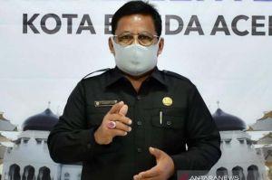 Wali Kota Banda Aceh Minta Dinkes Kejar Angka Kesembuhan Covid-19 di Atas 50 Persen
