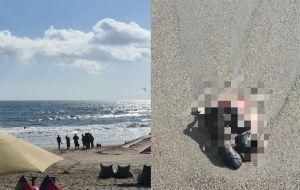 Gempar, Potongan Kaki Manusia Ditemukan di Pantai Berawa Bali