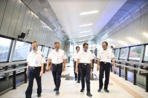 Skybridge Stasiun Bandung Dilengkapi Travelator, Ramah bagi Disabilitas