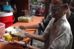 Warung Makan Serba Rp2.000, Kreasi Perawat Peduli COVID-19