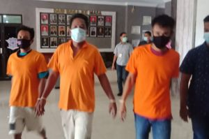 2 Bulan Buron, Komplotan Rampok Dibekuk Tim Macan Barelang