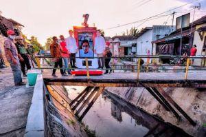 Blusukan Virtual, Gibran Dapat Keluhan Banjir Hingga Usaha Lele