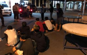 Diduga akan Tawuran, Delapan Remaja Yogyakarta Diamankan Polisi