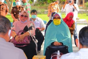 Buka Peti Jenazah Pasien Covid 19, Warga Tanjung Hataran Minta Maaf ke Bupati