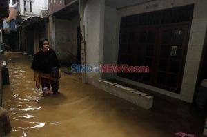 3 Pilar Gelar Apel Kesiapan Banjir di Polda Metro Jaya