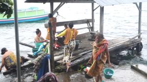 Pamsimas Mangkrak, Masyarakat Manfaatkan Air Danau untuk Kebutuhan Sehari-hari