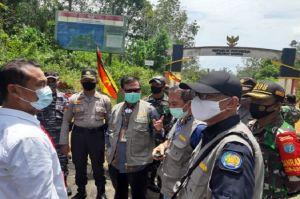 BNPP Siapkan Rekomendasi Design Sistem Tata Kelola Perbatasan Negara ke Presiden Jokowi