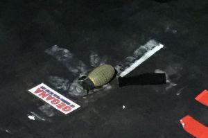 Granat Aktif Ditemukan di Kampung Narkoba, Pemiliknya Kabur