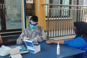 Antisipasi Penularan Covid-19, Ahmad Sahroni Center Gelar Swab dan Rapid Test Gratis