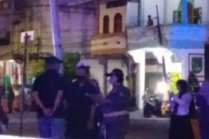 Beredar Video, Diduga Pjs Bupati Rohil Terjaring Razia Prokes