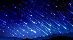 Hujan meteor Orionid menyambangi Indonesia hari ini, Rabu (21/10/2020). Namun, puncak hujan meteor telah dimulai pada pukul 13.00 WIB