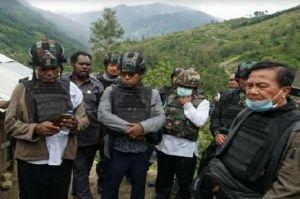 TGPF Intan Jaya Serahkan Hasil Investigasi Kepada Menkopolhukam