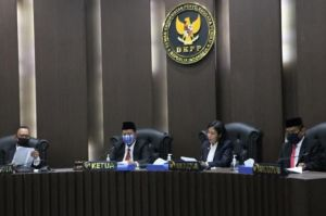 DKPP Mulai Periksa Empat Komisioner KPU Kota Surabaya
