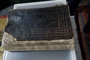 Warga Gunungkidul Simpan Alquran Tulisan Tangan Berusia Dua Abad