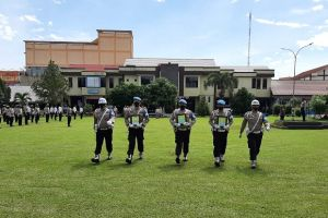 Langgar Disiplin, 3 Polisi Lubuklinggau Dipecat Tidak Hormat