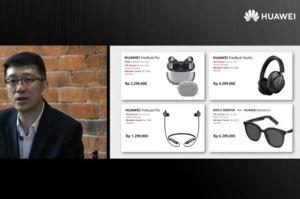 Huawei Boyong Lima Produk Ekosistem Baru ke Indonesia, Ini Dia Barangnya...