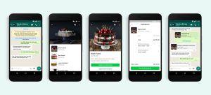 Kira-Kira Begini Nantinya Cara Konsumen Belanja Lewat Aplikasi WhatsApp