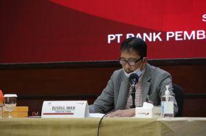 Triwulan III 2020, Bank Jatim Cetak Laba Bersih Rp1,1 Triliun