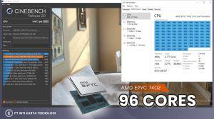 Jasa Pembuatan Website Indonesia Menggunakan Server 96 Core, Wow!