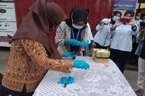 Polda Kalbar Musnahkan 7 Kg Sabu dan Ribuan Butir Ekstasi Hasil Pengungkapan