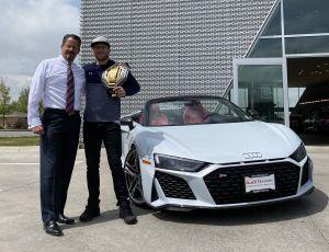 Rival Khabib, Justin Gaethje, Pilih Mobil Milik Iron Man
